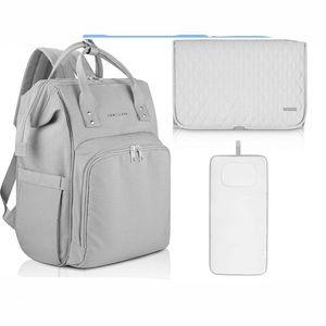 🆕 AMILLIARDI Diaper Bag Backpack - 6 BOTTLES